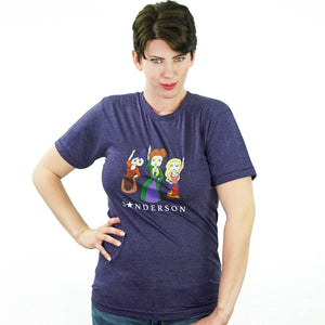 The Sanderson Sisters - Halloween Movie: Hocus Pocus T-Shirt