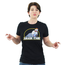 Load image into Gallery viewer, Jurassic Sansa Stark - Jurassic Park & Game of Thrones T-Shirt