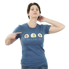 Load image into Gallery viewer, Sushi Roll - Food Pun T-Shirt