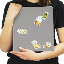 Load image into Gallery viewer, Grocery Store Sticker - Funny Food Sticker Set
