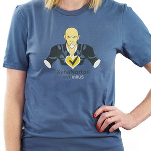 Xehanorton AntiVirus Kingdom Hearts T Shirt from TeeRexTee