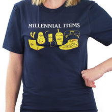 Load image into Gallery viewer, Millennial Items T Shirts