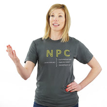 Load image into Gallery viewer, NPC T Shirt from TeeRexTee.com