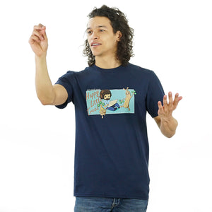 Bob Ross T Shirt from TeeRexTee