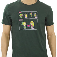 Load image into Gallery viewer, Legend of Zelda T Shirt from TeeRexTee.com