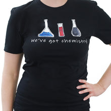Load image into Gallery viewer, Chemistry T Shirt from TeeRexTee.com