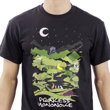 Load image into Gallery viewer, Princess Mononoke Shirt from TeeRexTee.com