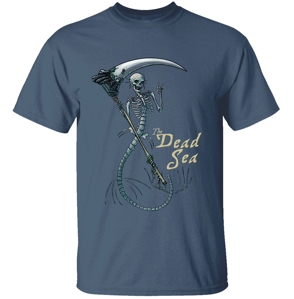 The Dead Sea - Halloween T-Shirt
