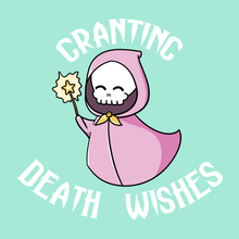 Load image into Gallery viewer, Death Wishes T Shirt