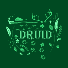 Load image into Gallery viewer, Druid - Dungeons & Dragons T-Shirt