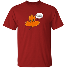 Load image into Gallery viewer, Falling For You - Nature Pun T-Shirt