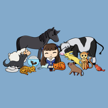 Load image into Gallery viewer, Fruits Basket T Shirt from TeeRexTee