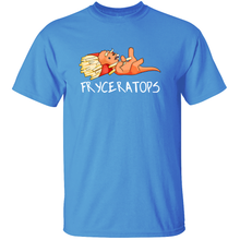 Load image into Gallery viewer, Fryceratops - Dinosaur & Food Pun T-Shirt