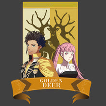 Load image into Gallery viewer, The Golden Deer House - Fire Emblem - T Shirt
