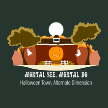 Load image into Gallery viewer, Halloween t shirts from TeeRextee.com