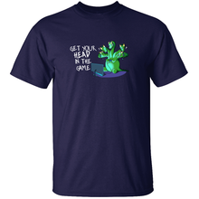 Load image into Gallery viewer, Get Your Head in the Game - Video Games T-Shirt