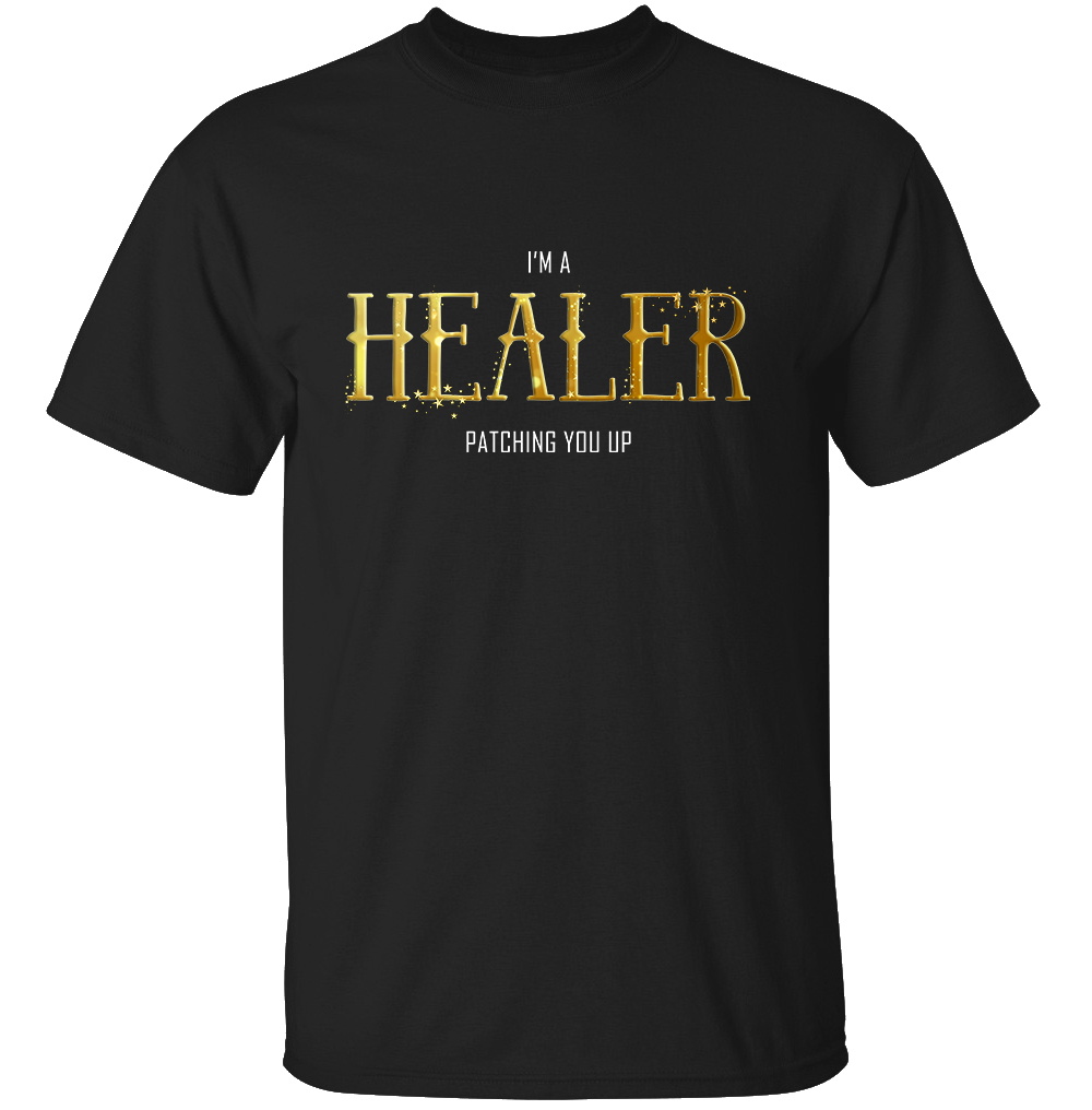 The Healer - RPG T-Shirt