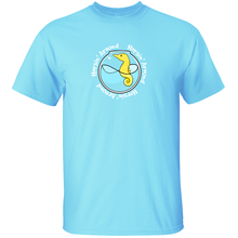 Load image into Gallery viewer, Horsin' Around - Seahorse Pun T-Shirt