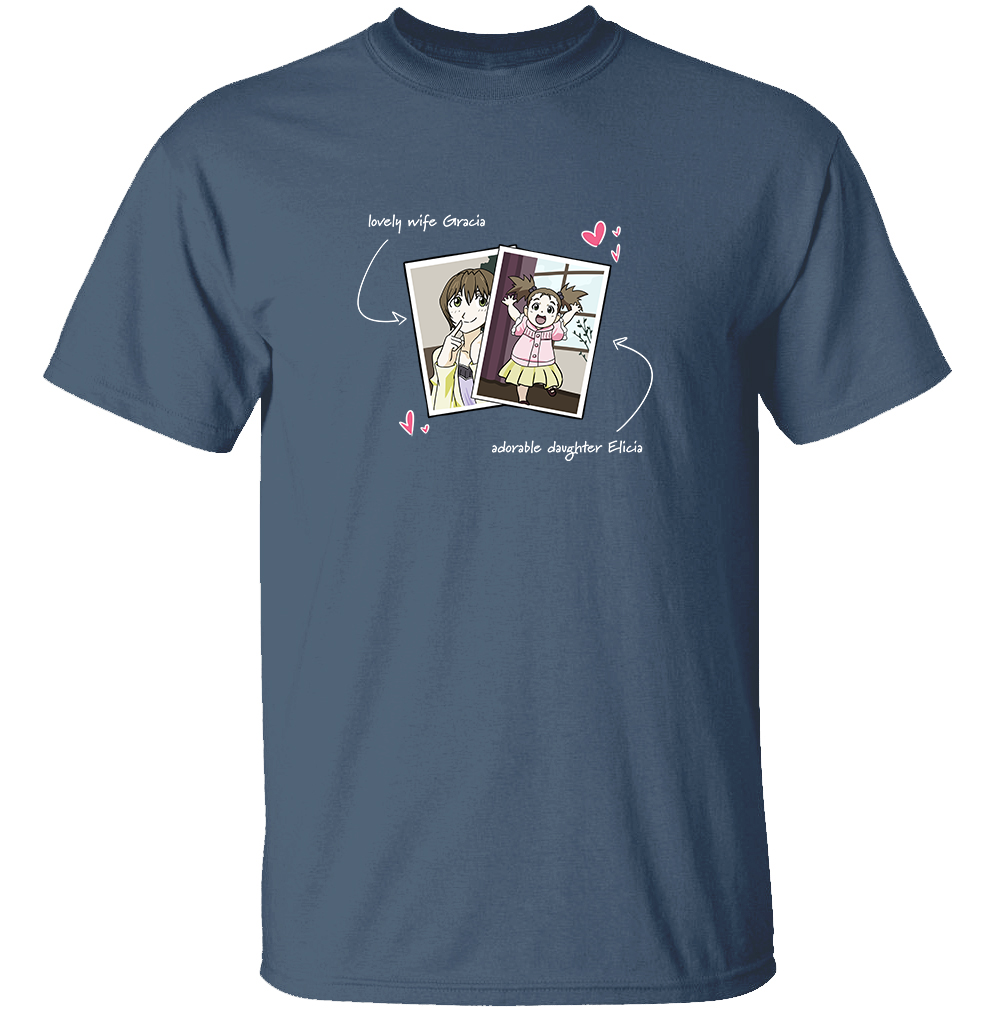 Hughes Family Full Metal Alchemist T Shirt