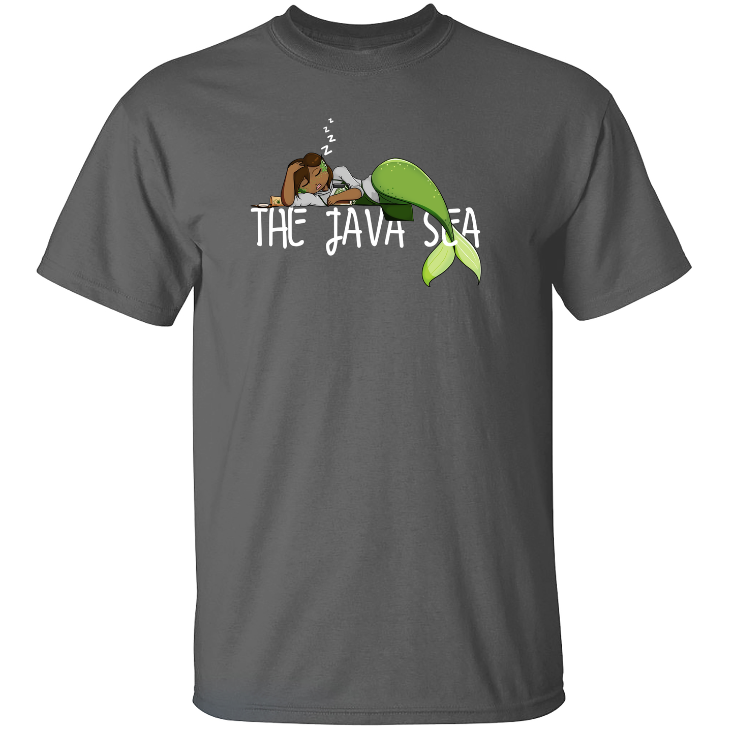 The Java Sea - Mermaid Pun T-Shirt