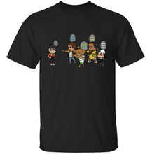 Load image into Gallery viewer, Laser Sounds: Group Shot - Voltron: Legendary Defender T-Shirt