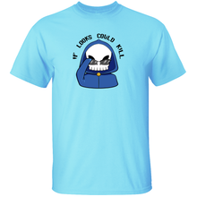Load image into Gallery viewer, If Looks Could Kill - Grim Reaper T-Shirt