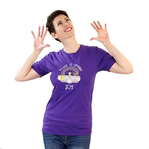 Does It Spark Joy - Marie Kondo's Pokemon T-Shirt
