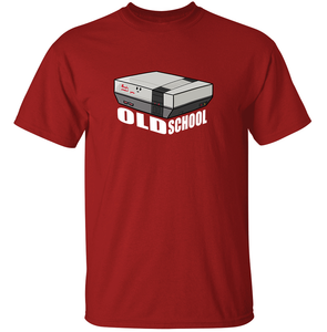 Old School Gaming Console T Shirt from TeeRexTee.com
