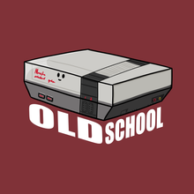 Load image into Gallery viewer, Old School Gaming Console T Shirt from TeeRexTee.com
