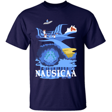 Load image into Gallery viewer, Nausicaa's Valley - Studio Ghibli T-Shirt
