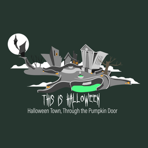 Halloween t shirts from TeeRextee.com