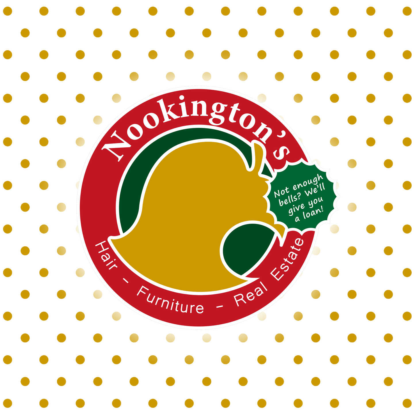Nookington's - Animal Crossing Individual Sticker