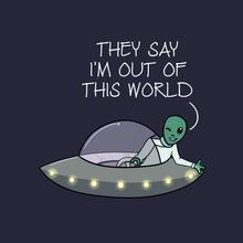 Load image into Gallery viewer, Alien T Shirt from TeeRexTee.com