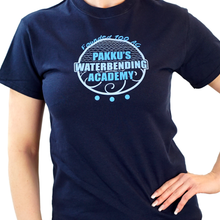 Load image into Gallery viewer, Pakku's Waterbending Academy – Avatar: The Last Airbender T-Shirt
