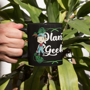 Plant Geek - Harvest Moon/Animal Crossing 11oz Mug