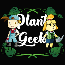 Load image into Gallery viewer, Plant Geek - Harvest Moon/Animal Crossing T-Shirt