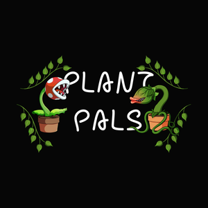Plant Pals - Mario/Little Shop of Horrors T-Shirts