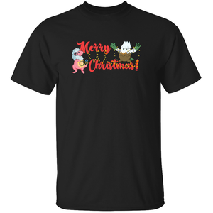 Merry Christmas! - Pokemon Holiday T-Shirt