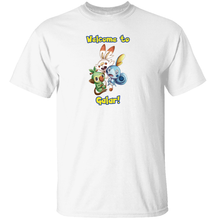 Load image into Gallery viewer, Welcome to Galar! - Pokémon Sword and Shield T-Shirt