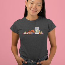 Load image into Gallery viewer, What's on a Trainer's Shelf? - Pokemon T-Shirt