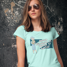 Load image into Gallery viewer, Trainer Queen Elizabeth - Pokemon T-Shirt