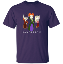 Load image into Gallery viewer, The Sanderson Sisters - Halloween Movie: Hocus Pocus T-Shirt