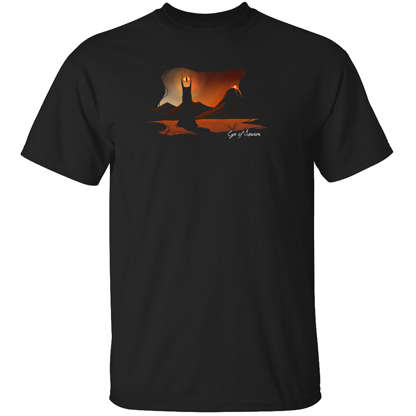 Eye of Sauron - Lord of the Rings T-Shirt