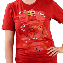 Load image into Gallery viewer, Chihiro's Bathhouse - Spirited Away T-Shirt