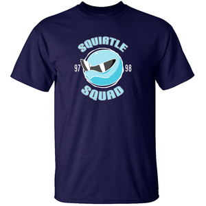 Squirtle Squad - Pokemon T-Shirt