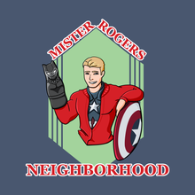 Load image into Gallery viewer, Steve Rogers T Shirt from TeeRexTee.com