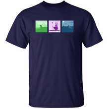 Load image into Gallery viewer, T-Rex Trio - Dinosaur T-Shirt