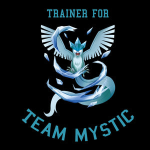 Team Mystic - Pokemon GO T-Shirt