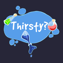 Load image into Gallery viewer, Thirsty? - RPG Potions