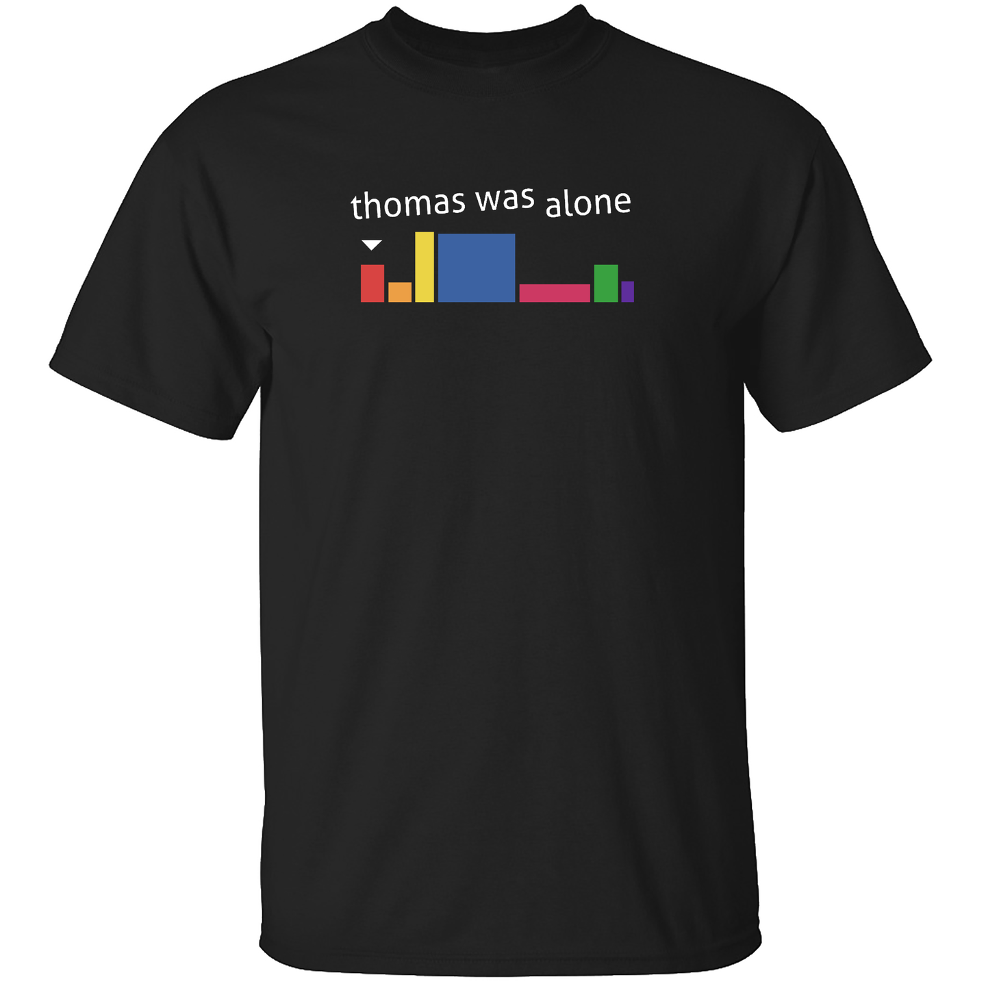 Thomas Was Alone - Video Game T-Shirt